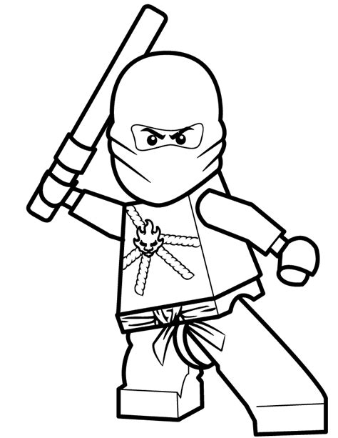 ninja cat coloring pages coloriage et dessin de ninjago 224 imprimer