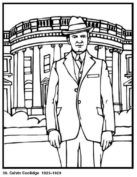 coloring pages of united states presidents 236 best printable coloring activity pages images on