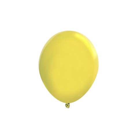 5 inch yellow balloons 5 inch latex balloons balloons and weights