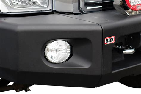 arb bumper led fog lights arb modular front bumpers free shipping from autoanything