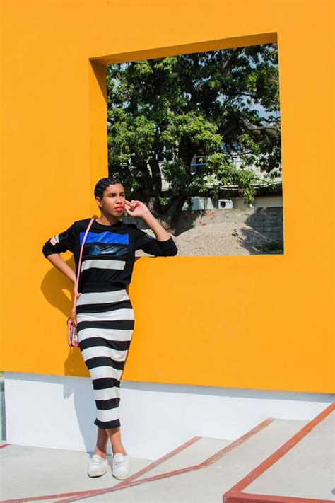 whats wearing in jamaica now fashion bombshell of the day kristia from jamaica