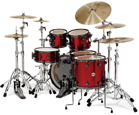 Collector's Series Lacquer Specialty   Red Anodized