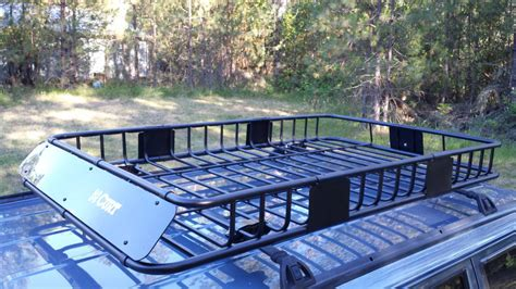 Curt Roof Rack by Curt Roof Rack W Extension Pic Heavy Jeep Forum