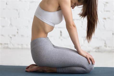 vacuum yoga stomach vacuum exercise livestrong