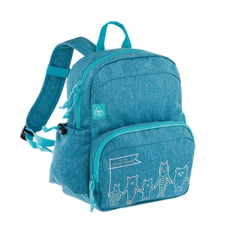 Lassig About Friend Mini Backpack by Lassig Medium Backpack About Friends M 233 Lange Blue