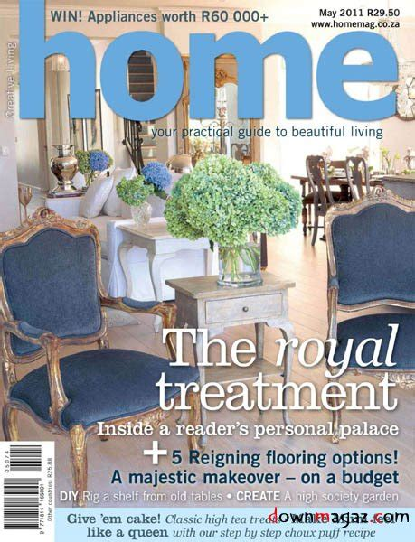 home decor magazines south africa home may 2011 south africa 187 download pdf magazines