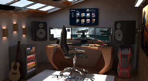gaming bedroom ideas 50 best setup of video game room ideas a gamer s guide