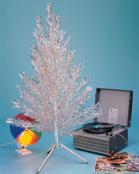 table top aluminum tree the and awesome resurgence of the aluminum