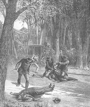 The Park Murders ireland in history day by day