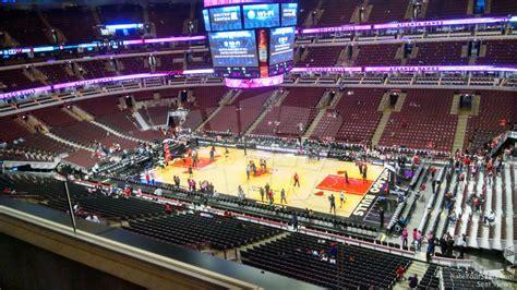 united center section 314 united center section 315 chicago bulls rateyourseats com
