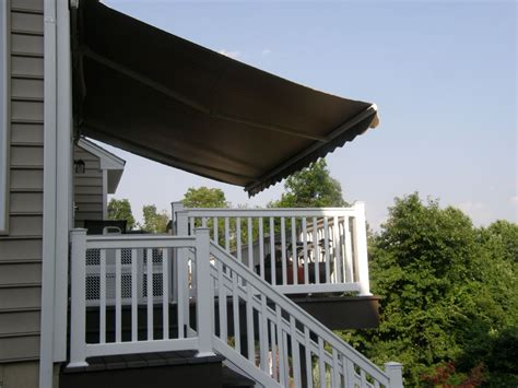 Inexpensive Retractable Awnings by Motorized Retractable Awning 33 Jpg