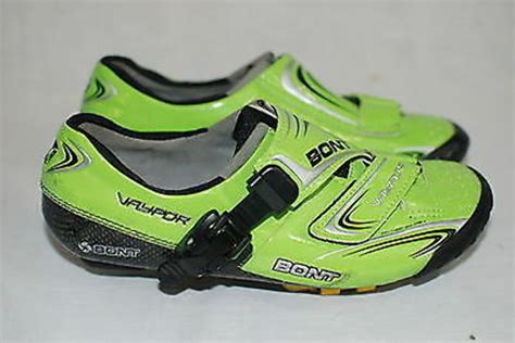 speedplay bike shoes bont vapor road cycling shoes green size eu 39 with