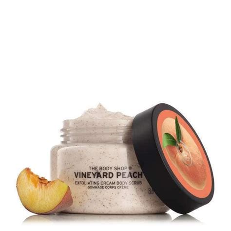 Scrub The Shop vineyard exfoliating scrub 250 ml