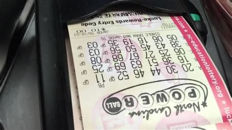 What Time Is The Powerball Drawing In Carolina