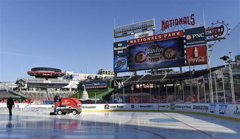 winter nationals nationals park winter classic by the numbers wtop