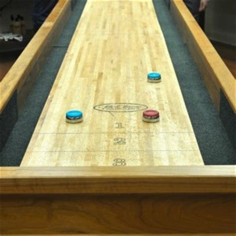 how to build a shuffleboard table how to build a shuffleboard table installing your mcclure