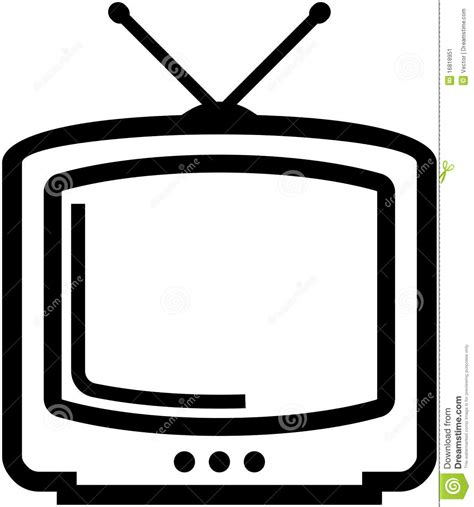 tv clipart menonton pencil and in color tv clipart menonton tv clipart vector pencil and in color tv clipart vector