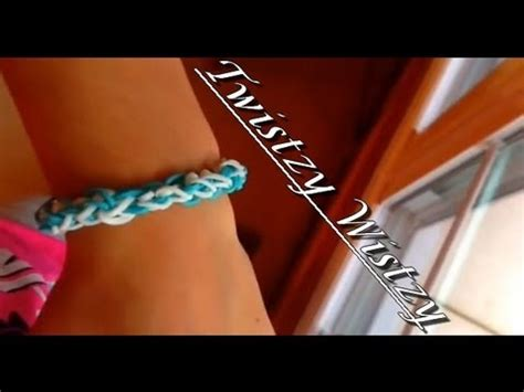 how to make steunk jewelry tutorial how to make the rainbow loom twistzy wistzy bracelet