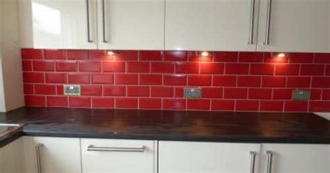 red kitchen tile backsplash red brick kitchen wall tiles google search seville