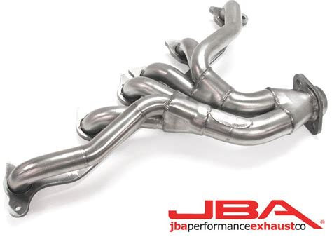 Jeep Tj Headers Jba Performance 1526s Jba Cat4ward 174 Shorty Header For 91