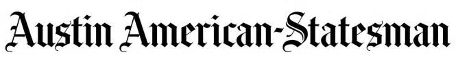 American Sttesman Image American Statesman Logo Png Logopedia