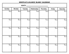 Blank Calendar Month Template by Best 25 Weekly Calendar Template Ideas On