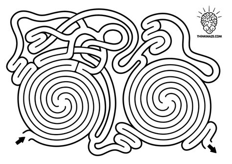 printable labyrinth maze circle maze thinkmaze com beautiful mazes on the web