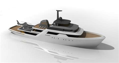 dixon challenge dixon yacht design created superyacht for the icon yachts