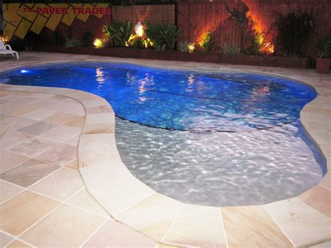 pool ideas concrete and stone pool coping pool tiles 3d stone tile amp pavers glubdubs