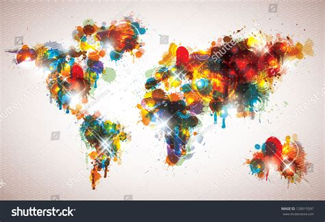 cool world map image cool world map cover photo www pixshark images