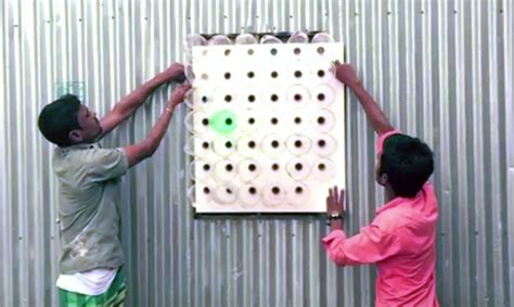 how to make a room cooler without ac this amazing zero energy bangladeshi air cooler is made from plastic bottles and uses no