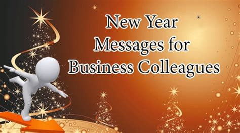 year messages  business colleagues short business  year wishes