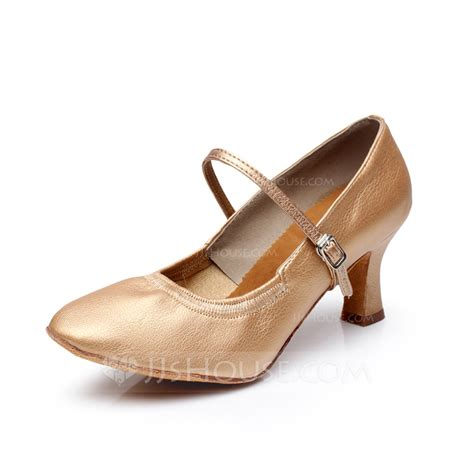 jj house shoes women s leatherette heels pumps modern dance shoes 053074526 jjshouse