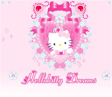 wallpaper hello kitty yg bisa bergerak wallpaper hello kitty pink animasi bergerak gratis