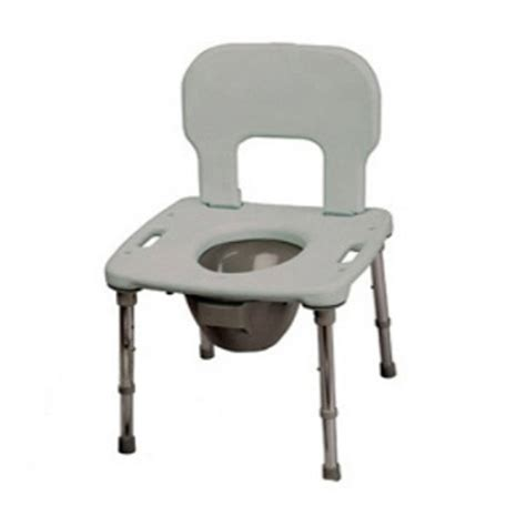 Bath Shower Chair by Eagle Health Bath One Shower Commode Chair