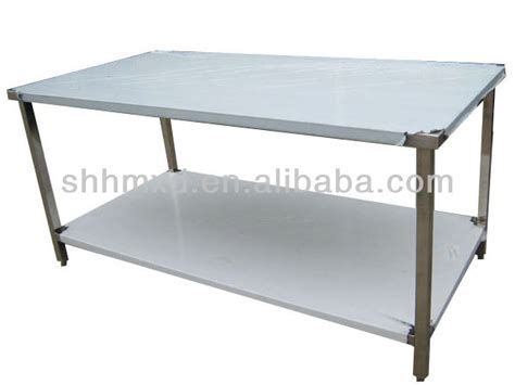 stainless steel laundry folding table stainless steel table for laundry factory buy laundry