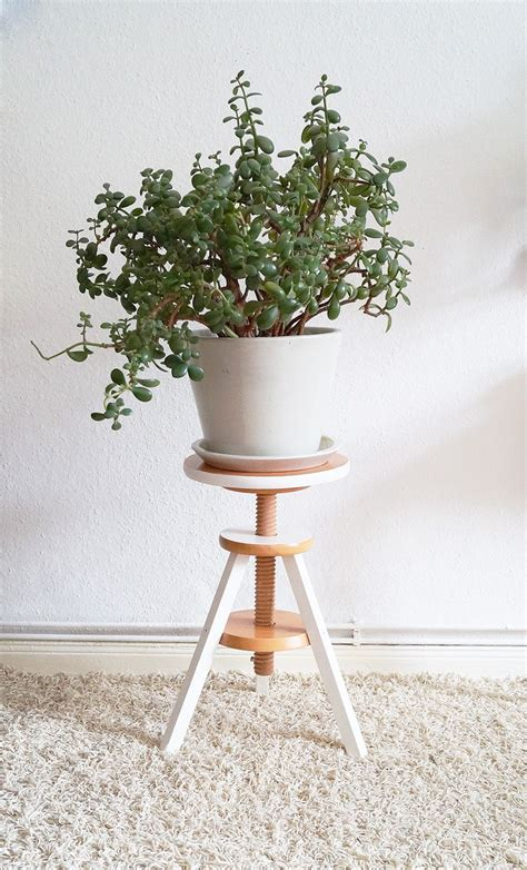 12 diy plant stands that let you explore your creativity