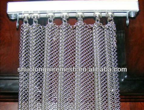 Decorative Curtains Wholesale Decorative Architectural Chain Link Curtain Mesh