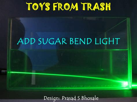 Bending Light by Toys From Trash