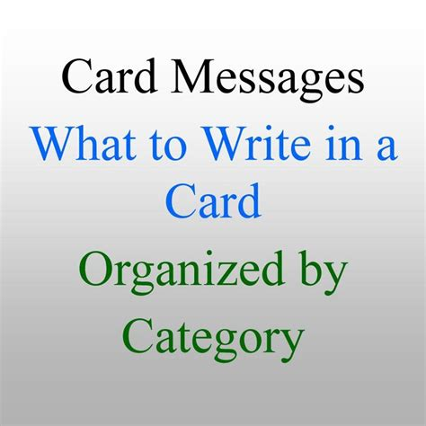 Words To Write On Birthday Card 1000 Ideas About Retirement Card Messages On Pinterest