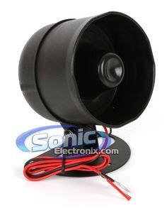 Promo Acc Motor Klakson Motor Polisi Sirene 3 Suara omega k 9 k9 150d la k9150dla car alarm vehicle security system