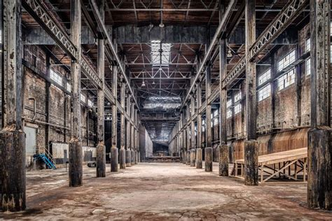 Where To Apply For Sugar Factory Paul Idaho Deserted Places Inside The Abandoned Domino Sugar