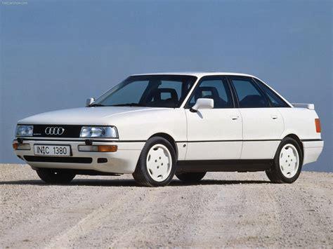 Audi Quattro 1989 by Audi 90 Quattro 1989 Picture 01 1600x1200