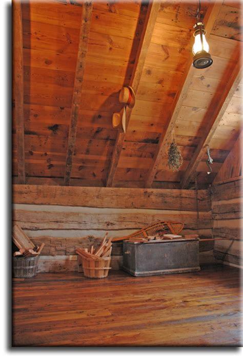 log cabin floors antique wormy chestnut lumber appalachian woods llc