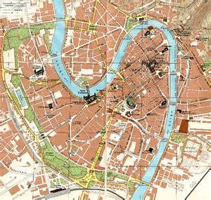 Verona Italy Map by Tourist Map Of Verona Italy Images