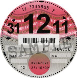 printable road tax disc is it the end of the road for the tax disc scrapping