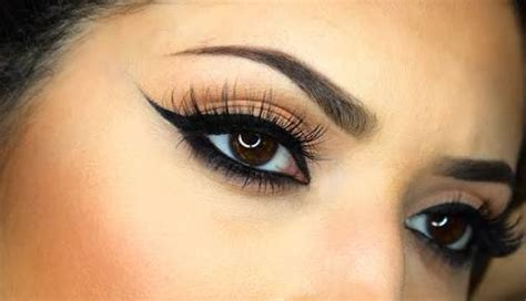 winged eyeliner tutorial asian get perfect winged eyeliner all 4 women