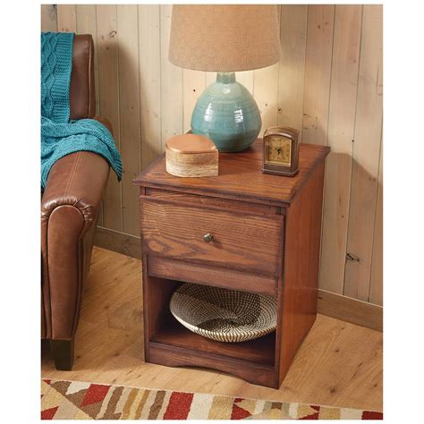gun end table castlecreek gun concealment end table 671297 living