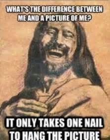 Easter Jesus Meme - offensive religious jokes kappit