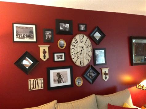 red decor red wall art decor bridal shower ideas useful tips for